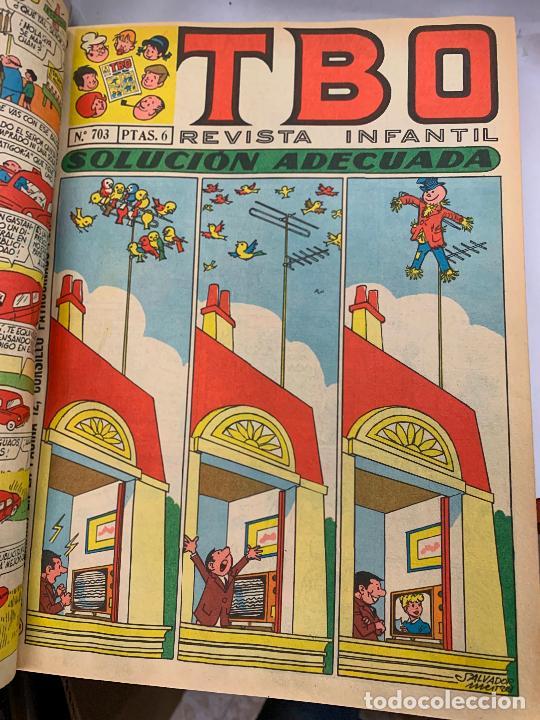 Tebeos: lote 55 tebeos TBO originales años 70, de num 689 al 740 + 4 extras especiales. Todos fotografiados - Foto 18 - 251956285