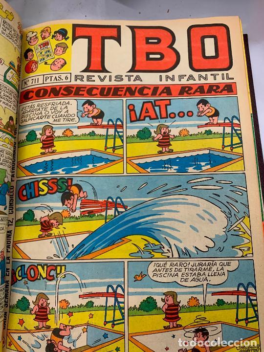 Tebeos: lote 55 tebeos TBO originales años 70, de num 689 al 740 + 4 extras especiales. Todos fotografiados - Foto 26 - 251956285