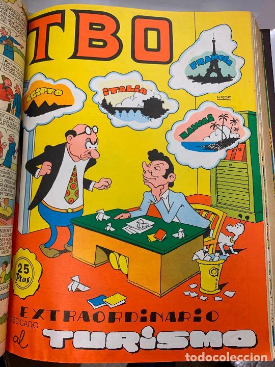 Tebeos: lote 55 tebeos TBO originales años 70, de num 689 al 740 + 4 extras especiales. Todos fotografiados - Foto 30 - 251956285