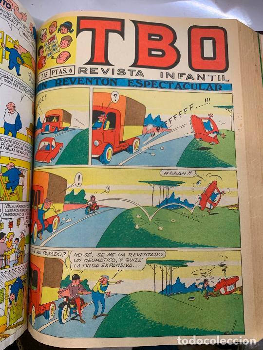 Tebeos: lote 55 tebeos TBO originales años 70, de num 689 al 740 + 4 extras especiales. Todos fotografiados - Foto 34 - 251956285