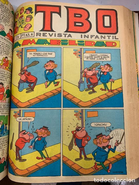 Tebeos: lote 55 tebeos TBO originales años 70, de num 689 al 740 + 4 extras especiales. Todos fotografiados - Foto 35 - 251956285