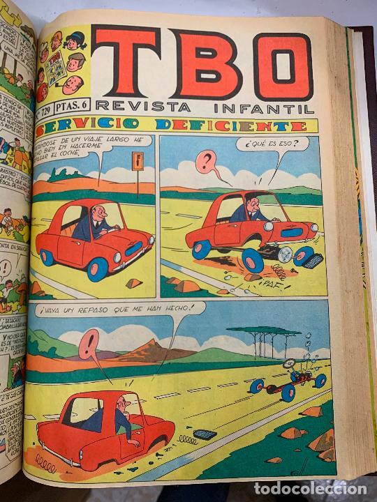 Tebeos: lote 55 tebeos TBO originales años 70, de num 689 al 740 + 4 extras especiales. Todos fotografiados - Foto 40 - 251956285
