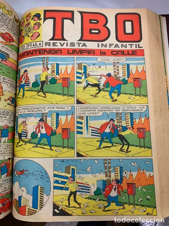 Tebeos: lote 55 tebeos TBO originales años 70, de num 689 al 740 + 4 extras especiales. Todos fotografiados - Foto 41 - 251956285