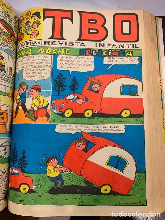 Tebeos: lote 55 tebeos TBO originales años 70, de num 689 al 740 + 4 extras especiales. Todos fotografiados - Foto 43 - 251956285