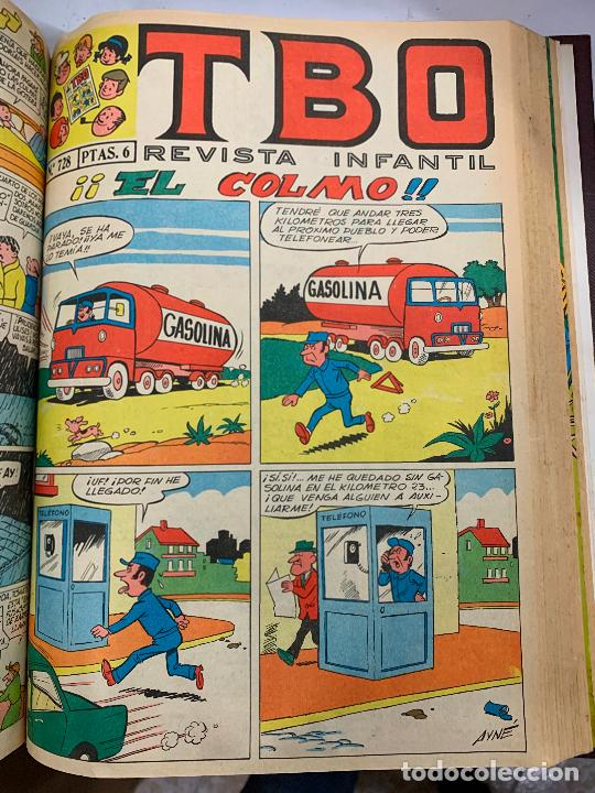 Tebeos: lote 55 tebeos TBO originales años 70, de num 689 al 740 + 4 extras especiales. Todos fotografiados - Foto 47 - 251956285