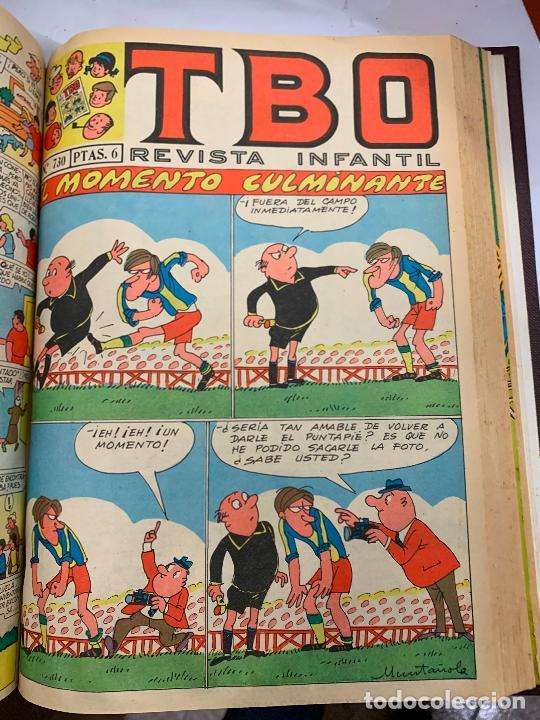 Tebeos: lote 55 tebeos TBO originales años 70, de num 689 al 740 + 4 extras especiales. Todos fotografiados - Foto 49 - 251956285