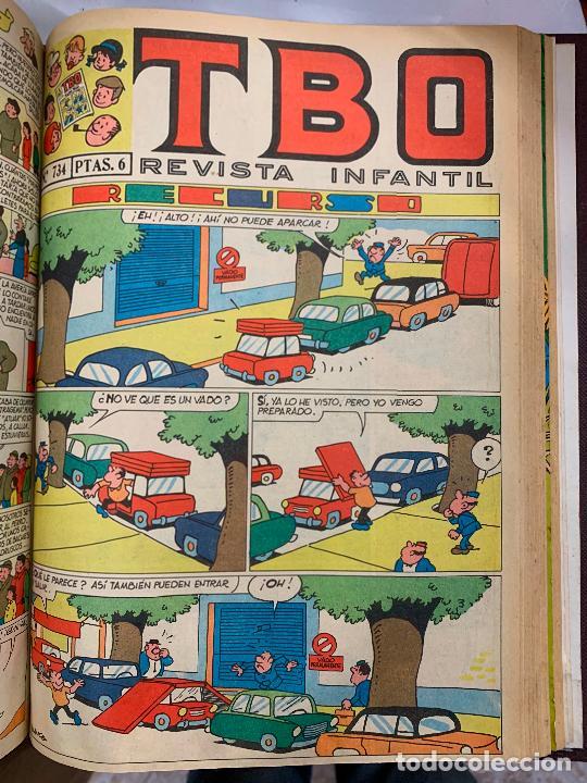 Tebeos: lote 55 tebeos TBO originales años 70, de num 689 al 740 + 4 extras especiales. Todos fotografiados - Foto 51 - 251956285