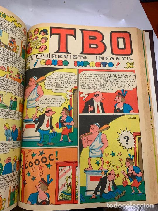 Tebeos: lote 55 tebeos TBO originales años 70, de num 689 al 740 + 4 extras especiales. Todos fotografiados - Foto 52 - 251956285
