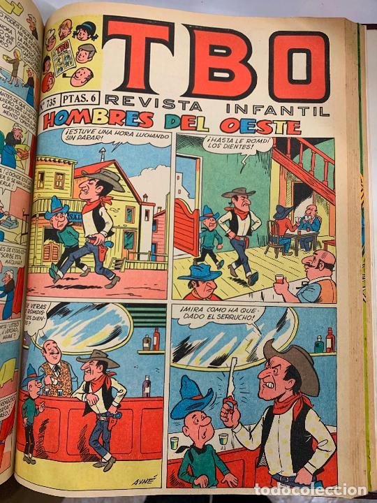 Tebeos: lote 55 tebeos TBO originales años 70, de num 689 al 740 + 4 extras especiales. Todos fotografiados - Foto 53 - 251956285
