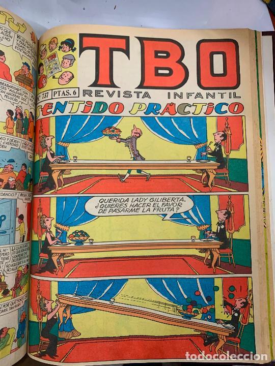 Tebeos: lote 55 tebeos TBO originales años 70, de num 689 al 740 + 4 extras especiales. Todos fotografiados - Foto 54 - 251956285