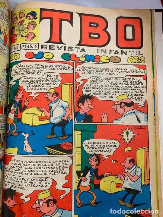 Tebeos: lote 55 tebeos TBO originales años 70, de num 689 al 740 + 4 extras especiales. Todos fotografiados - Foto 56 - 251956285