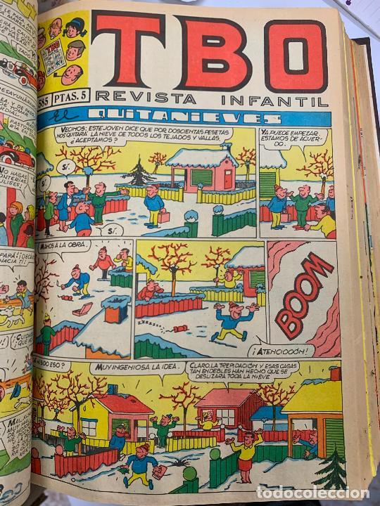 Tebeos: lote 65 tebeos TBO originales años 69, de num 570 al 635 + 6 extras especiales. Todos fotografiados - Foto 18 - 252040110