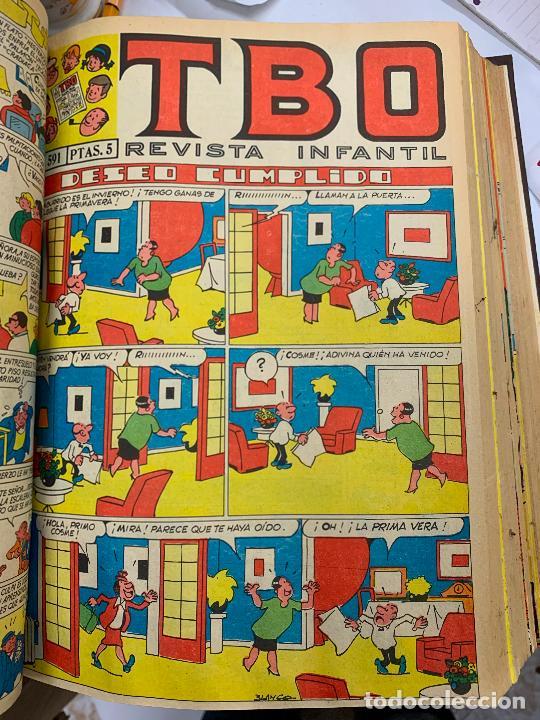 Tebeos: lote 65 tebeos TBO originales años 69, de num 570 al 635 + 6 extras especiales. Todos fotografiados - Foto 26 - 252040110