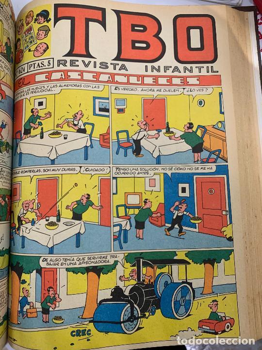 Tebeos: lote 65 tebeos TBO originales años 69, de num 570 al 635 + 6 extras especiales. Todos fotografiados - Foto 62 - 252040110