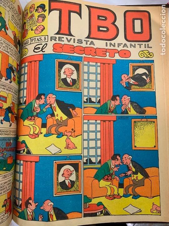 Tebeos: lote 65 tebeos TBO originales años 69, de num 570 al 635 + 6 extras especiales. Todos fotografiados - Foto 68 - 252040110