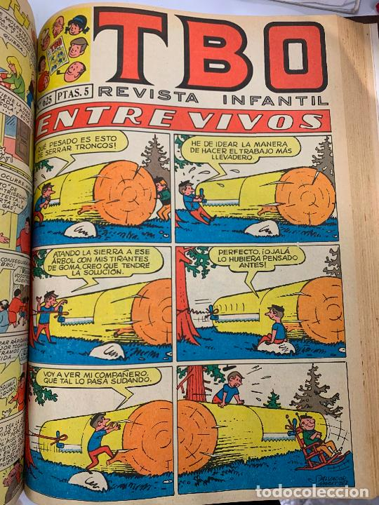 Tebeos: lote 65 tebeos TBO originales años 69, de num 570 al 635 + 6 extras especiales. Todos fotografiados - Foto 69 - 252040110
