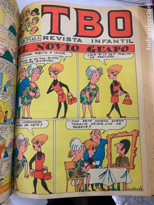 Tebeos: lote 65 tebeos TBO originales años 69, de num 570 al 635 + 6 extras especiales. Todos fotografiados - Foto 72 - 252040110