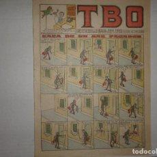 Tebeos: TBO Nº 209 - CAZA DE UN MAL PAGADOR - 2 PTAS -. Lote 252844335