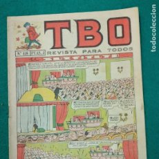 BDs: TBO Nº 438. BUIGAS 1966.. Lote 253619105