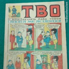 BDs: TBO Nº 391 BUIGAS 1965.. Lote 253621770
