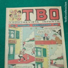 BDs: TBO Nº 535. BUIGAS 1968. Lote 253779485