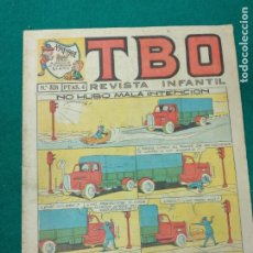 BDs: TBO Nº 528. BUIGAS 1967. Lote 253779595