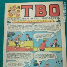 BDs: TBO Nº 567. BUIGAS 1968. Lote 253779720