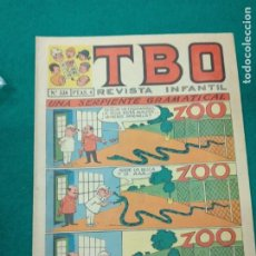 BDs: TBO Nº 538. BUIGAS 1968. Lote 253779820