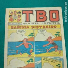 BDs: TBO Nº 555. BUIGAS 1968. Lote 253780300