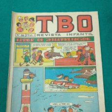 BDs: TBO Nº 566. BUIGAS 1968. Lote 253780645