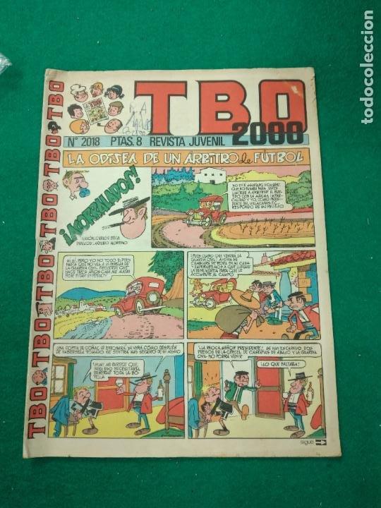 TBO 2000 Nº 2018. BUIGAS (Tebeos y Comics - Buigas - TBO)