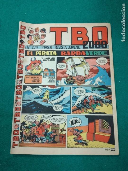 TBO 2000 Nº 2017. BUIGAS (Tebeos y Comics - Buigas - TBO)