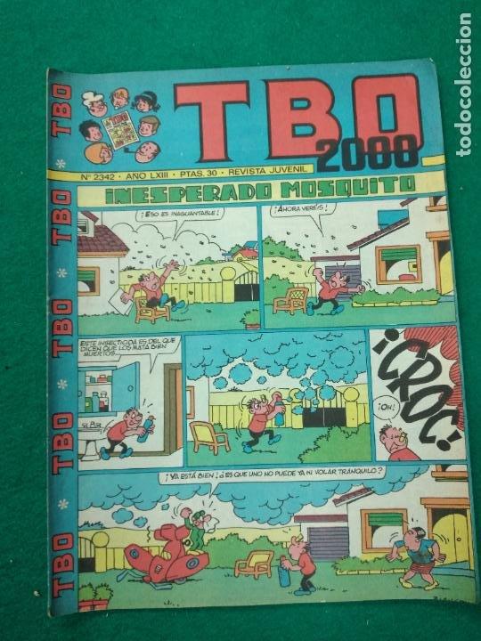 TBO 2000 Nº 2342. BUIGAS (Tebeos y Comics - Buigas - TBO)