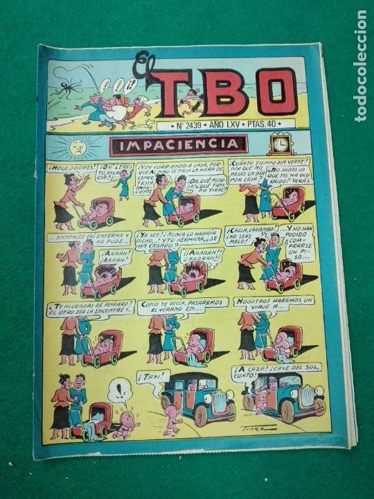 EL TBO Nº 2439. BUIGAS (Tebeos y Comics - Buigas - TBO)