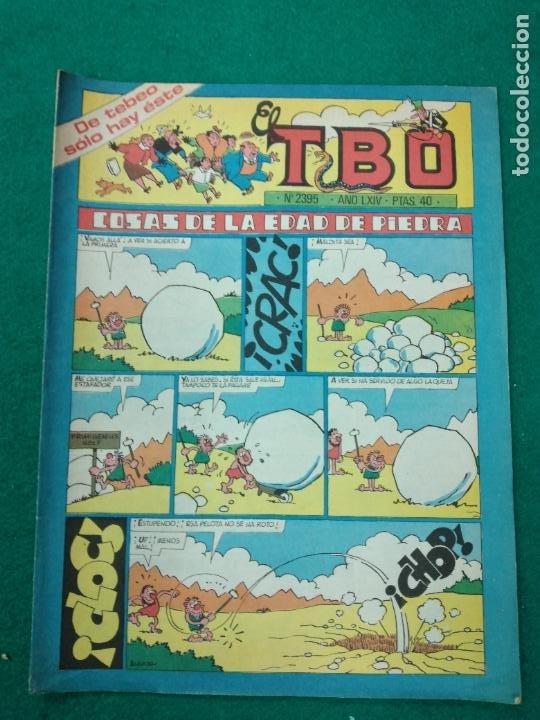 EL TBO Nº 2395.. BUIGAS (Tebeos y Comics - Buigas - TBO)