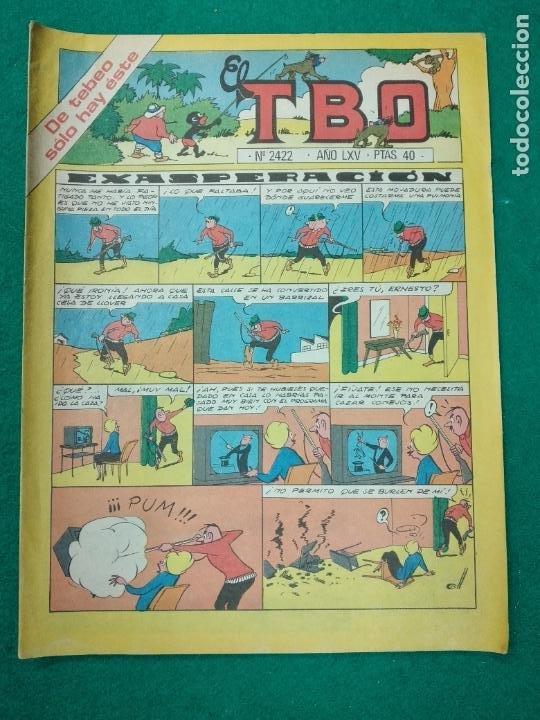 EL TBO Nº 2422.. BUIGAS (Tebeos y Comics - Buigas - TBO)