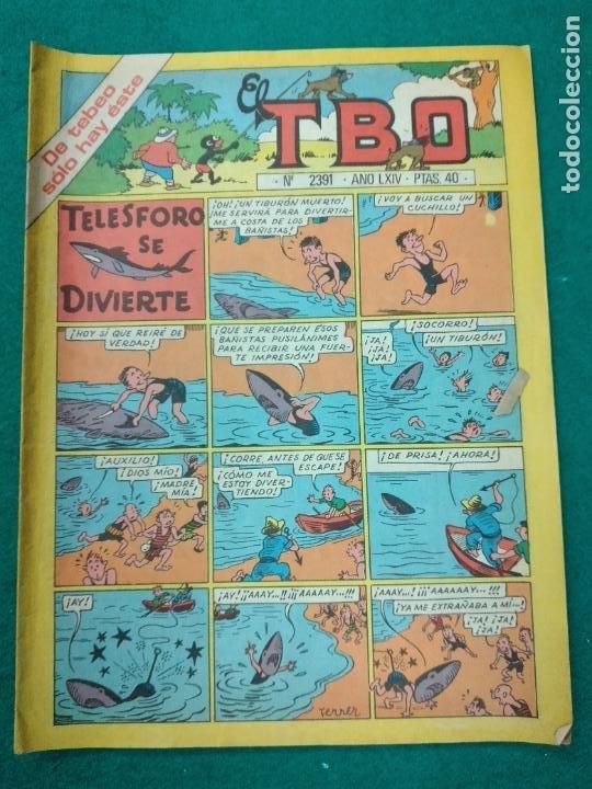 EL TBO Nº 2391.. BUIGAS (Tebeos y Comics - Buigas - TBO)