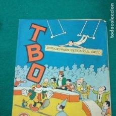 Tebeos: TBO EXTRAORDINARIO DEDICADO AL CIRCO. BUIGAS. Lote 253797515