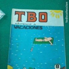 Tebeos: TBO EXTRAORDINARIO DE VACACIONES. BUIGAS. Lote 253797890