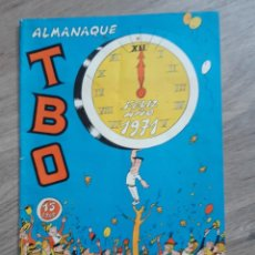 Tebeos: TBO ALMANAQUE 1971 + TBO Nº 683 DE 1970. Lote 253800520