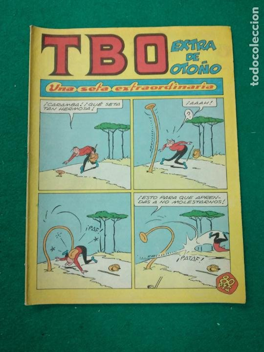 TBO EXTRA DE OTOÑO. BUIGAS (Tebeos y Comics - Buigas - TBO)