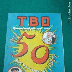 Tebeos: TBO CONMEMORATIVO DEL 50 ANIVERSARIO 1961 - 1967. Lote 253815485