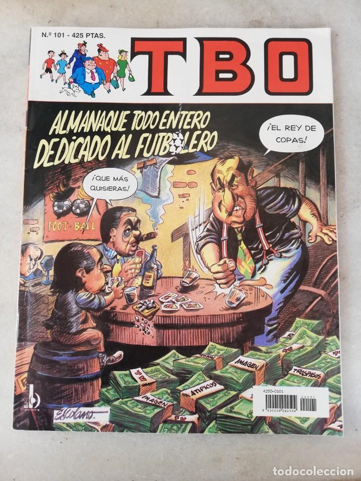 TBO Nº 101 (Tebeos y Comics - Buigas - TBO)