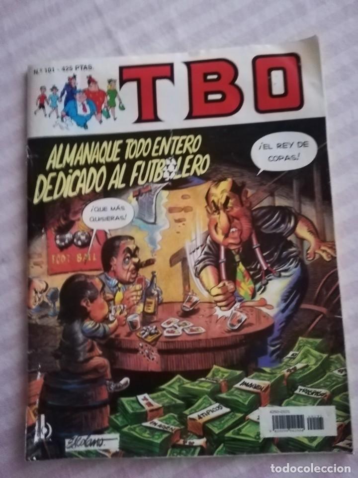 Tebeos: TBO nº 24 y 101 con pequeños defectos - Foto 9 - 253902105