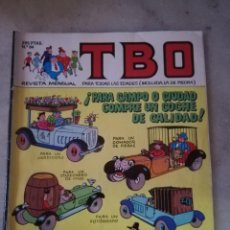 Tebeos: TBO Nº 84. Lote 253907585
