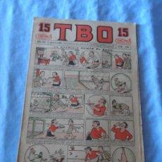 Livros de Banda Desenhada: TBO Nº 1064 BUIGAS 1937 PERIODO GUERRA CIVIL ESPAÑOLA. Lote 254060540