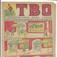Tebeos: T B O AÑO XLVIII Nº 368 1964. Lote 254212340