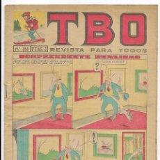 Tebeos: T B O AÑO IL Nº 383 1965. Lote 254212715