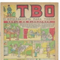 Tebeos: T B O AÑO IL Nº 385 1965. Lote 254213145