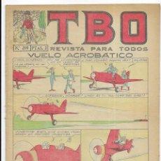 Tebeos: T B O AÑO IL Nº 399 1965. Lote 254213420